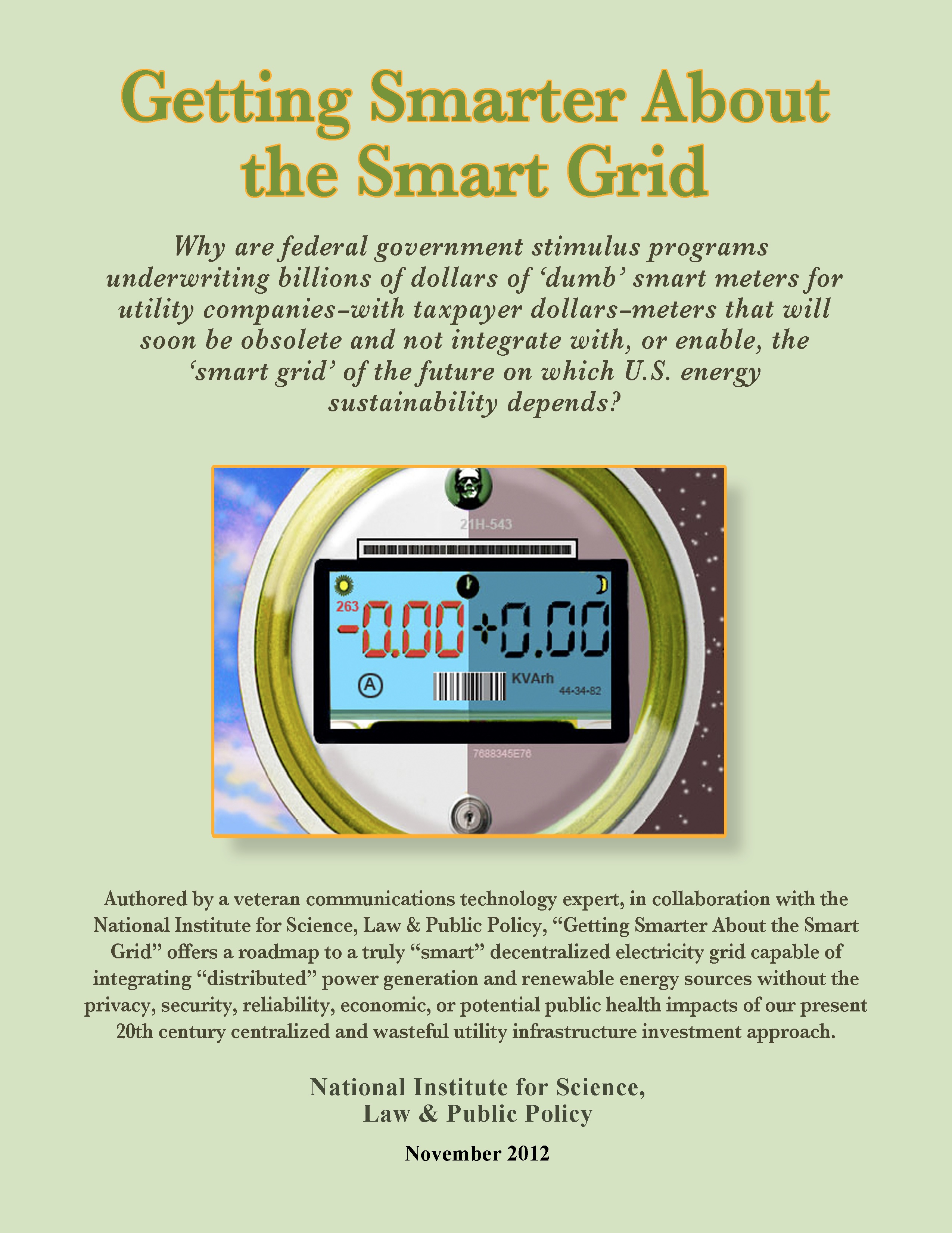 thesis paper on smart grid Modeling and analysis of a pv grid-tied smart inverter's support functions a thesis presented to the faculty of california state university.